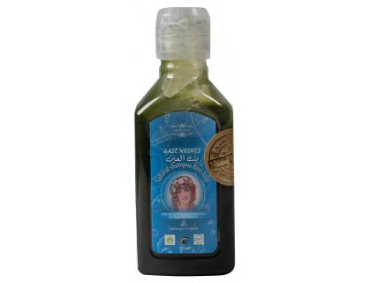 Оливковый шампунь-эмульсия с мелиссой целебной и амарантом Bint Alen/ Дочь моих глаз