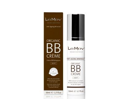 BB Organic Crème – LIGHT / La Mav