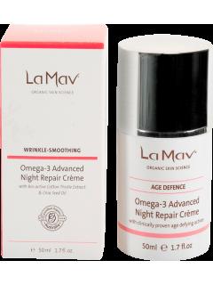 Восстанавливающий ночной крем Omega-3, 50 мл
