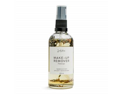 Гидрофильное масло для умывания и снятия макияжа Лаванда, Smorodina