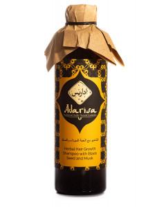"""Шампунь для стимуляции роста волос с мускусом и черным тмином """"adarisa"""""""