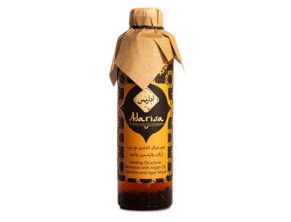 """Шампунь с маслом агарового дерева, арганы и жасмина """"adarisa"""""""