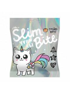"""Чувисы bite slim unicorn """"грейпфрут"""", 20 г"""