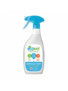 Экологический спрей для чистки окон и Экологический спрей для чистки окон и стеклянных поверхностей Ecover поверхностей Ecover, 500 мл