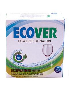 Эко таблетки для посудомоечной машины Ecover, 500 г