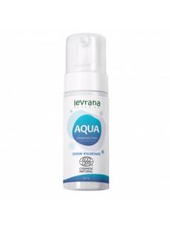 Очищающая пенка для умывания «aqua», с гиалуроновой кислотой, 150 г