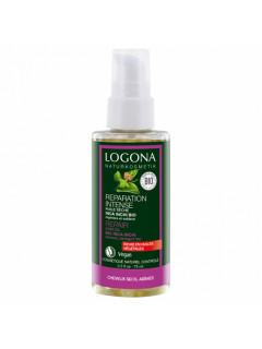 Восстанавливающее масло для волос Logona