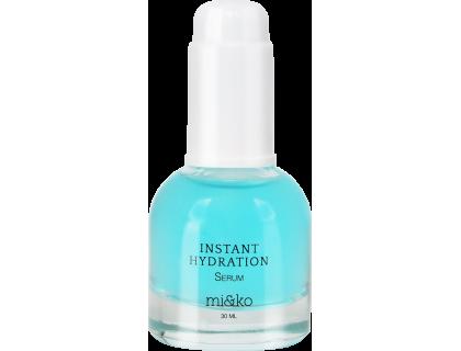Сыворотка для лица Instant Hydration serum