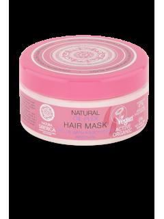 Маска для окрашенных и поврежденных волос oil-plex natura siberica 300 мл