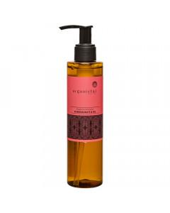 Безсульфатный восстанавливающий шампунь для волос гранат и инжир
