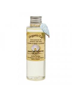 Массажное масло для лица «белая орхидея, жожоба и сладкий миндаль», 120 мл