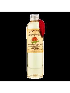 Масло для тела и аромамассажа «антицеллюлитное», 260 мл