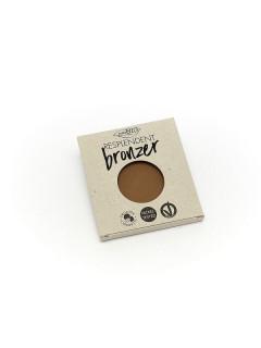 Бронзер 01 бледно-коричневый, 9 г