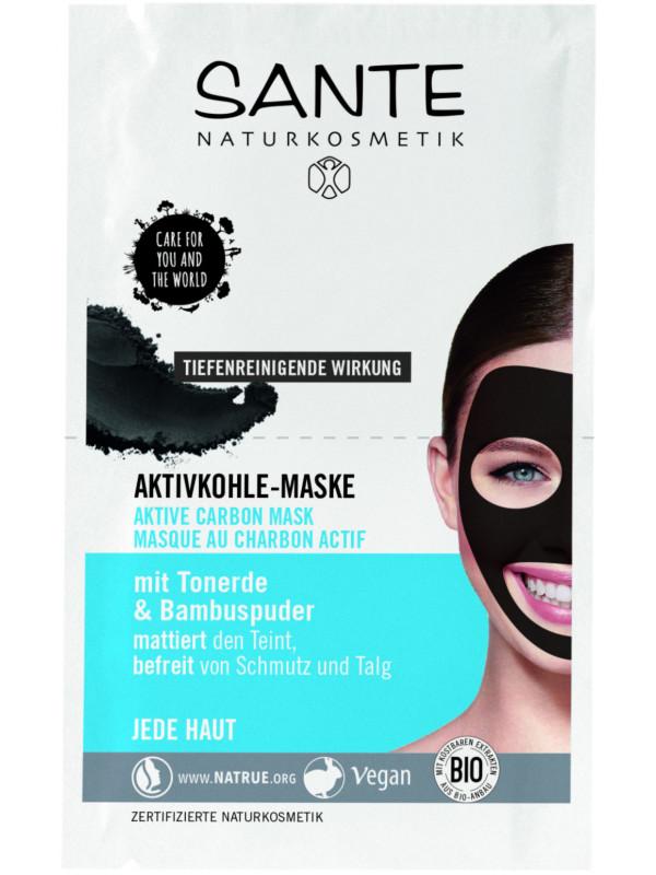 Детокс-маска для лица, 8 г