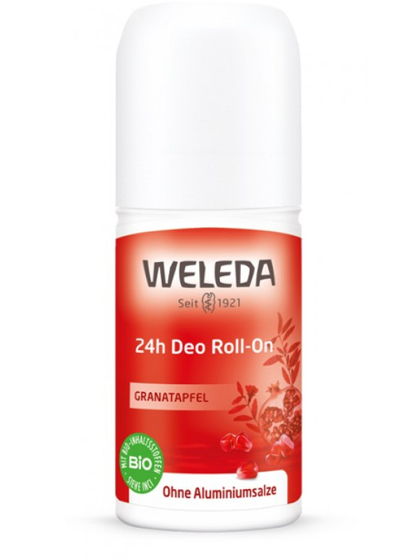 Гранатовый дезодорант 24 часа  Roll-On, 50 мл