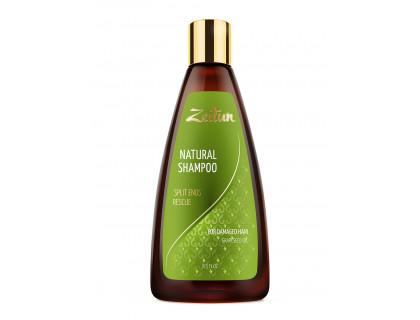 """Шампунь """"против сечения волос"""" для поврежденных волос с маслом виноградной косточки"""