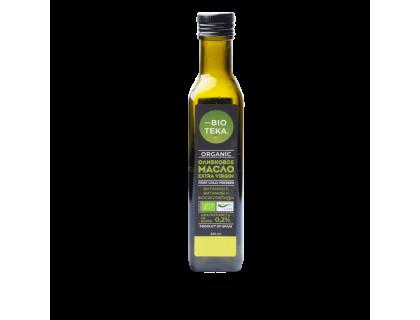 Органическое оливковое масло Extra Virgin, Levrana