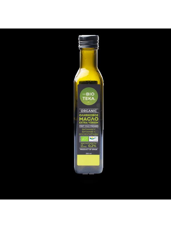 Органическое оливковое масло Extra Virgin, Levrana, 250 мл