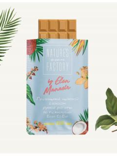 Гречишный шоколад «с кокосом » 20 г natures own factory